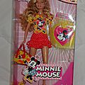 Minnie Mouse Barbie Disney (3)
