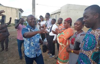 Agenor Youan BI aux militants du FPI « Il y a qu'un seul leader dans une lutte et le leader dans notre lutte c'est Gbagbo.»