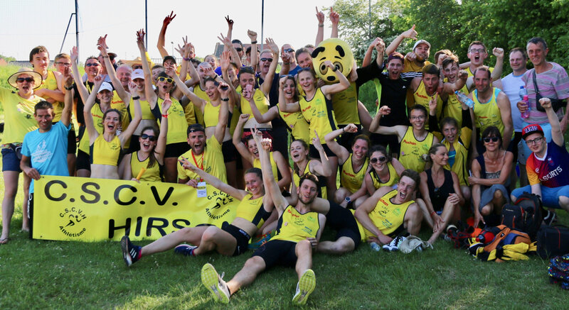 CSCVH INTERCLUBS 2018 TOURCOING groupe