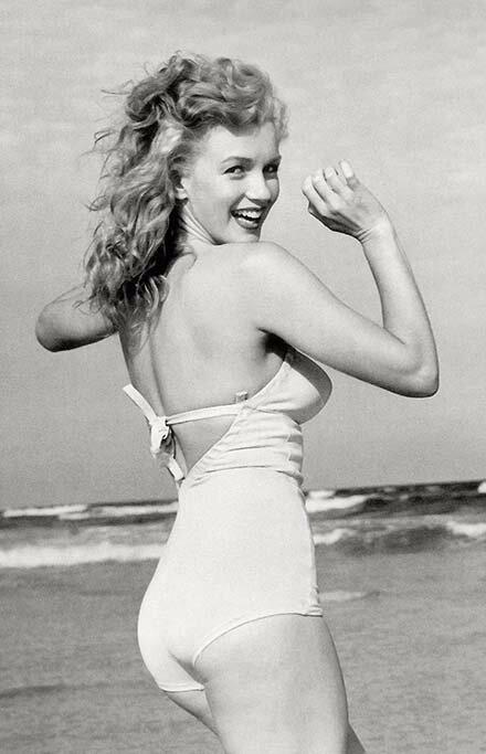 shortest_successful_petite_supermodels_in_fashion_history_Marilyn_Monroe