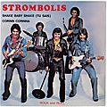 Pochette 45 t STROMBOLIS RECTO 069