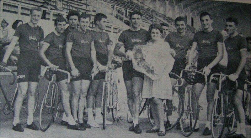 Aquitaine piste 1966
