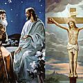 Évangile et homélie du dim 11 mars 2018. dieu a tellement aimé le monde qu'il a donné son fils unique