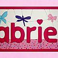 GABRIELLE Bannière