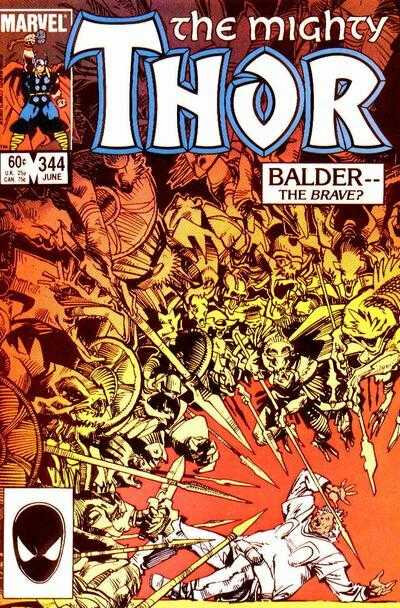 mighty thor 1966 344