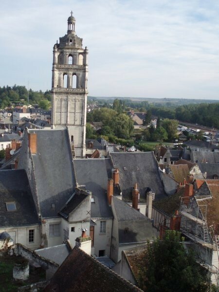 Loches : la Tour Saint Antoine