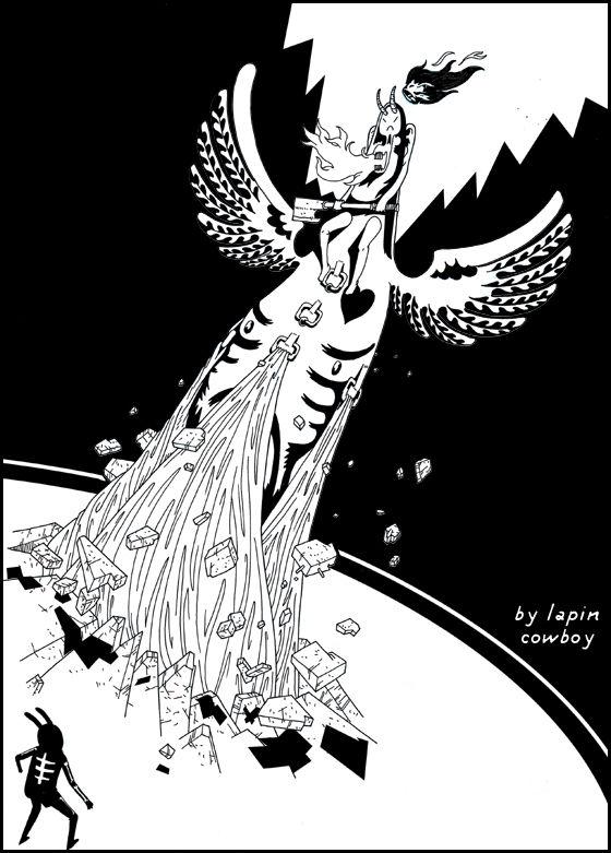 projet_death_lapin_satan_sans_trone