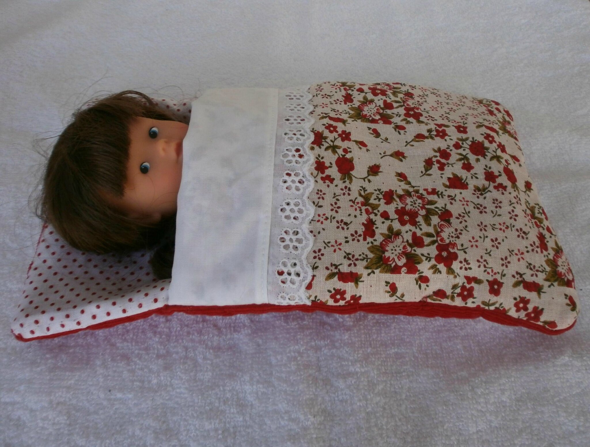Sac de couchage pour mini Corolline