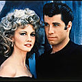 john travolta et olivia newton john grease