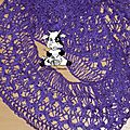 2016 09 18 - echarpe fourche violette (2)