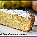 P'tit gâteau santiago (sans gluten)