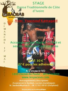 stage Youssouf