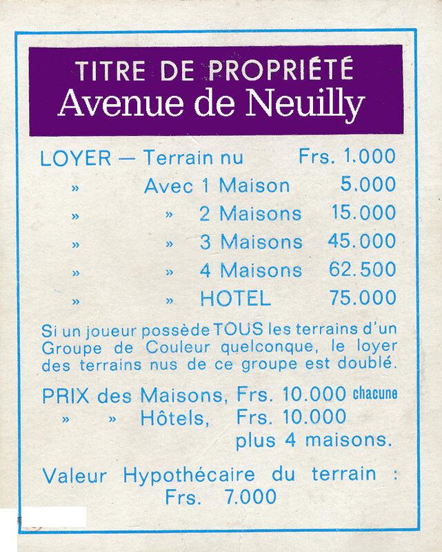 carte-de-monopoly-avenue-de-neuilly refaite par JK