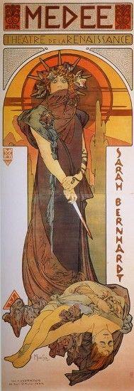 mucha_sarah_bernhardt__medee_1898
