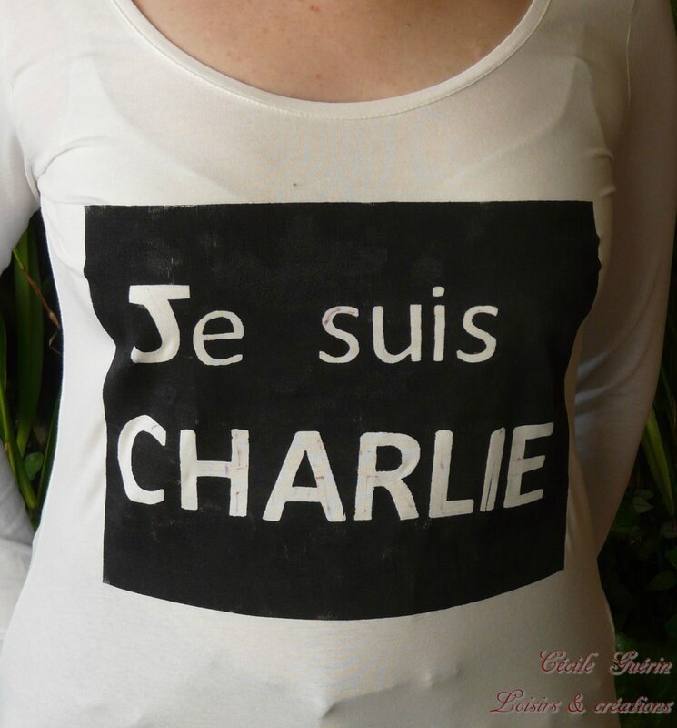 Charlie - T-shirt - blog