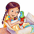 5. Capstone: Sofia and the Quetzal bird