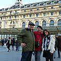 Une visite aux impressionnistes du musée d'orsay