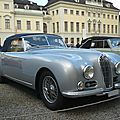 TALBOT LAGO T26 Record Grand Sport cabriolet 1951 Ludwigsburg (1)