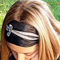 Série de bandeaux à cheveux