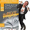 Salon du livre dhuizon (41) / dimanche 4 décembre 2016