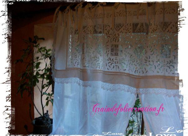 rideau double blanc détail2
