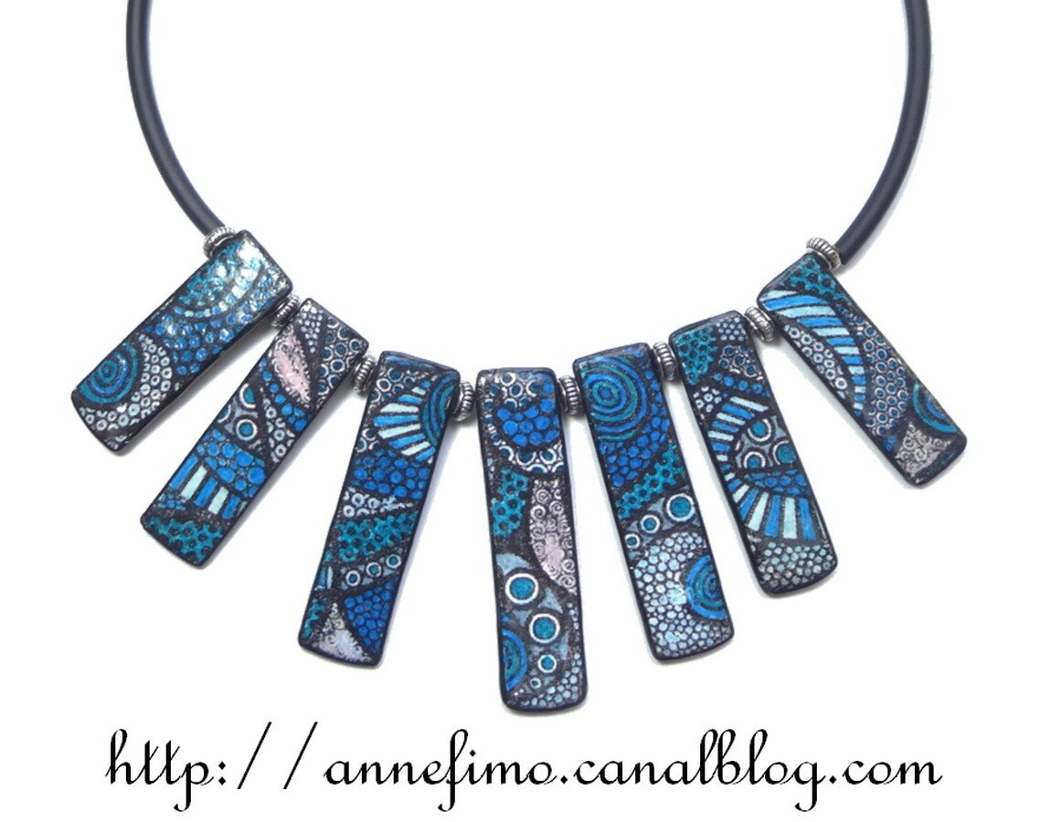 collier africain Sonia