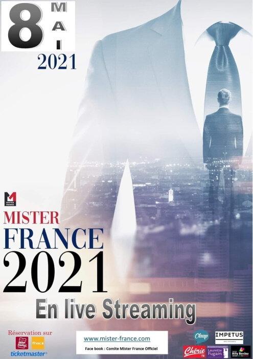 Mister France 2021
