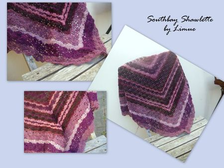 Southbay shawlette 1