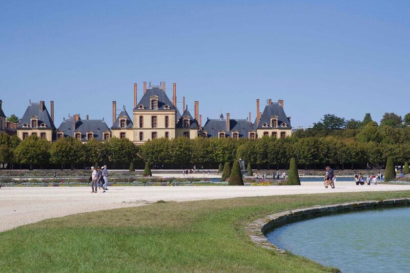 chateau de fontainebleau 2 - 1