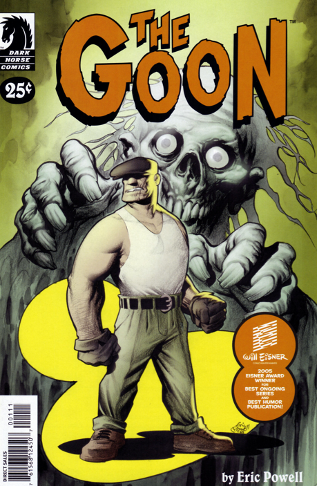 the goon 25 cents edition