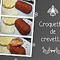 Croquettes de crevettes ... une spécialité belge