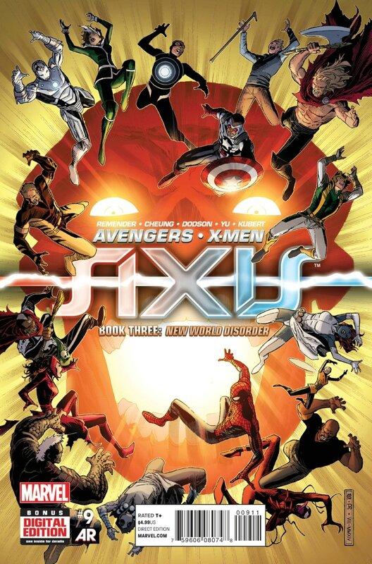 avengers x-men axis 9