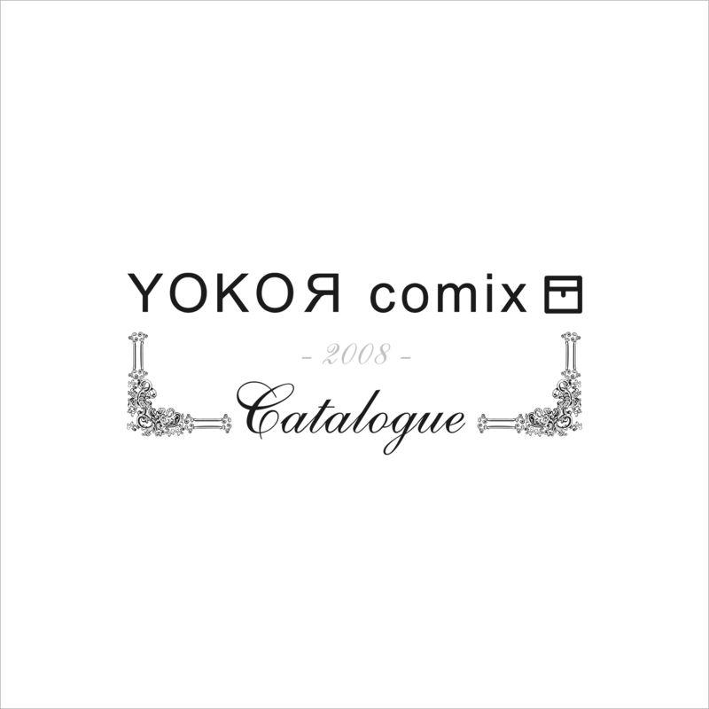 Catalogue YOKOR comix couv 07