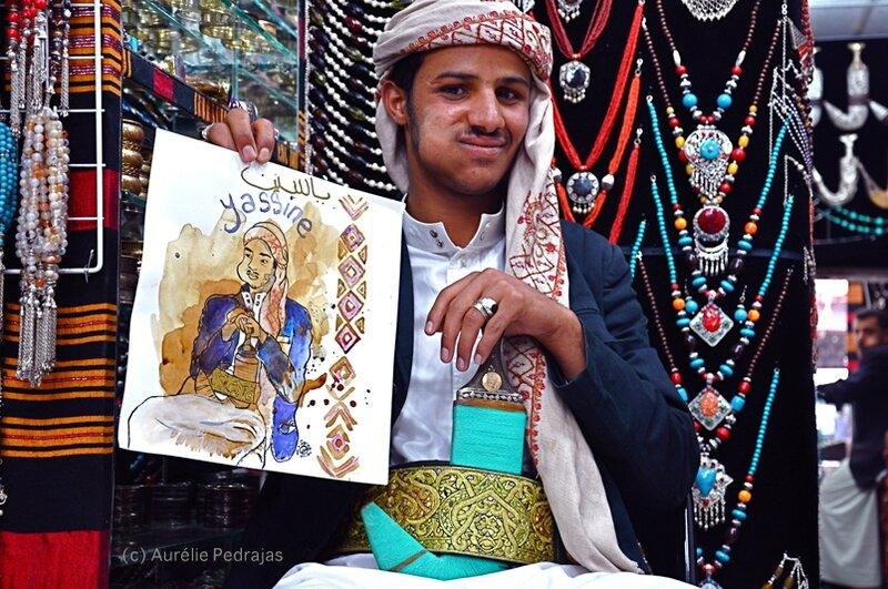 yassine-yemen ac mon croquis