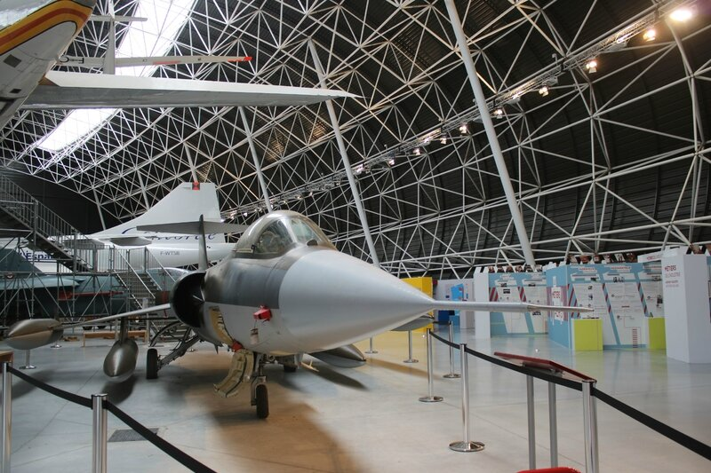 Lockheed F104 Starfighter