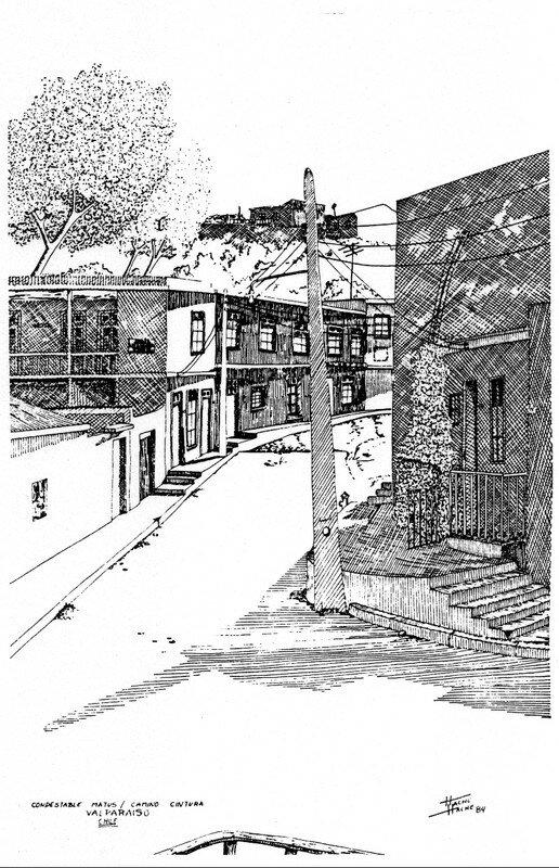 Calle Condestable Matus - Camino Cintura
