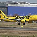Spirit Airlines (NEO).