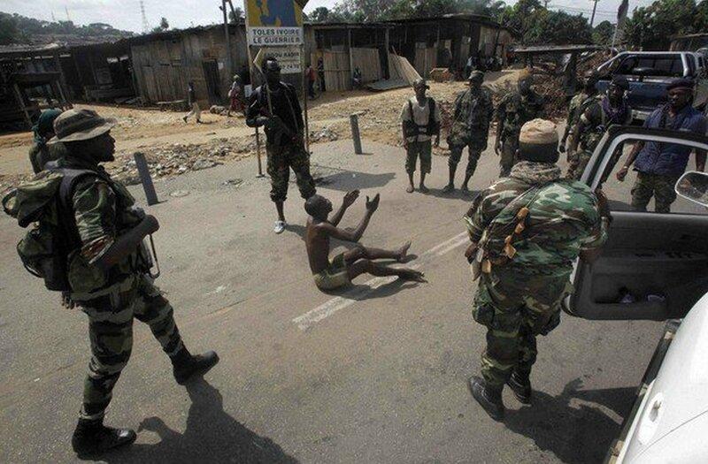 """Côte d'Ivoire: """"Des mercenaires payés par Ouattara pour avoir tué et violé les Ivoiriens"""""""