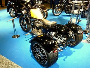 Trike EML Harley Forty Eight 48 B