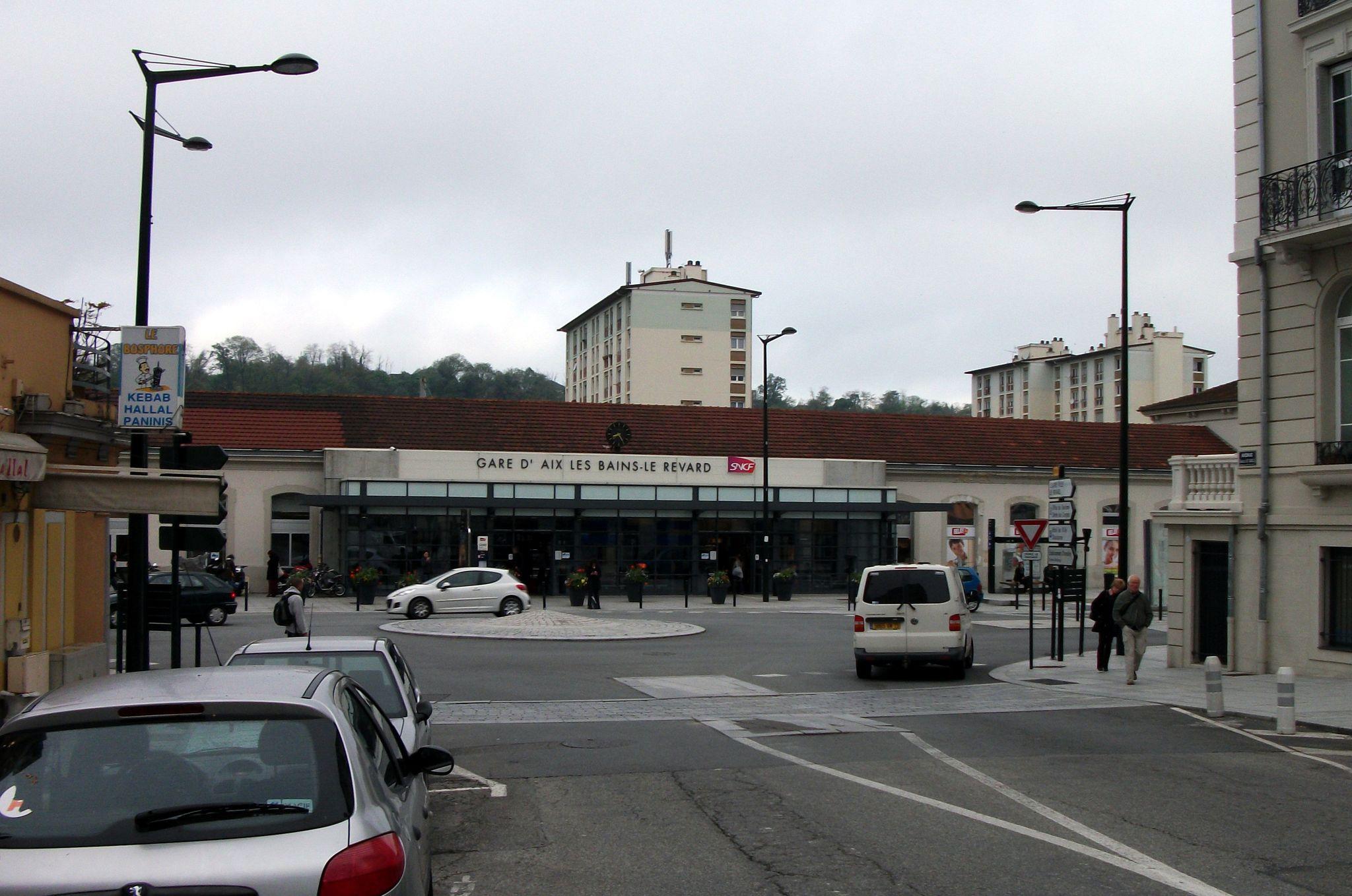 Aix les Bains - Le Revard (Savoie)