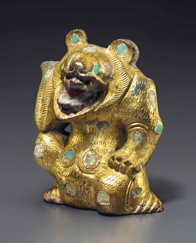 2013_NYR_02726_1499_000(a_rare_inlay-embellished_gilt-bronze_bear-form_support_han_dynasty)