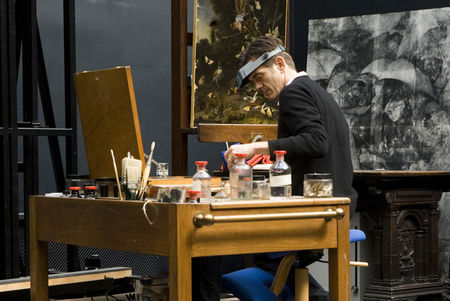 11_Platzer_The_Artist_s_Studio