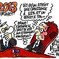 bonne année voeux hollande ps ayrault humour