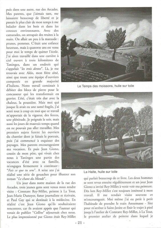 Propos recueillis par Stéphane Rochette.
