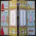Carte qui s'ouvre à l'infini Carthane fêtes 2009 .page4
