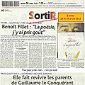 Bulletin du 24 04 2012