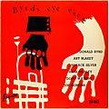 Donald Byrd - 1955 - Byrd's Eye View (Esquire)