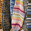 De l'importance de posséder des chaussettes tricotées.