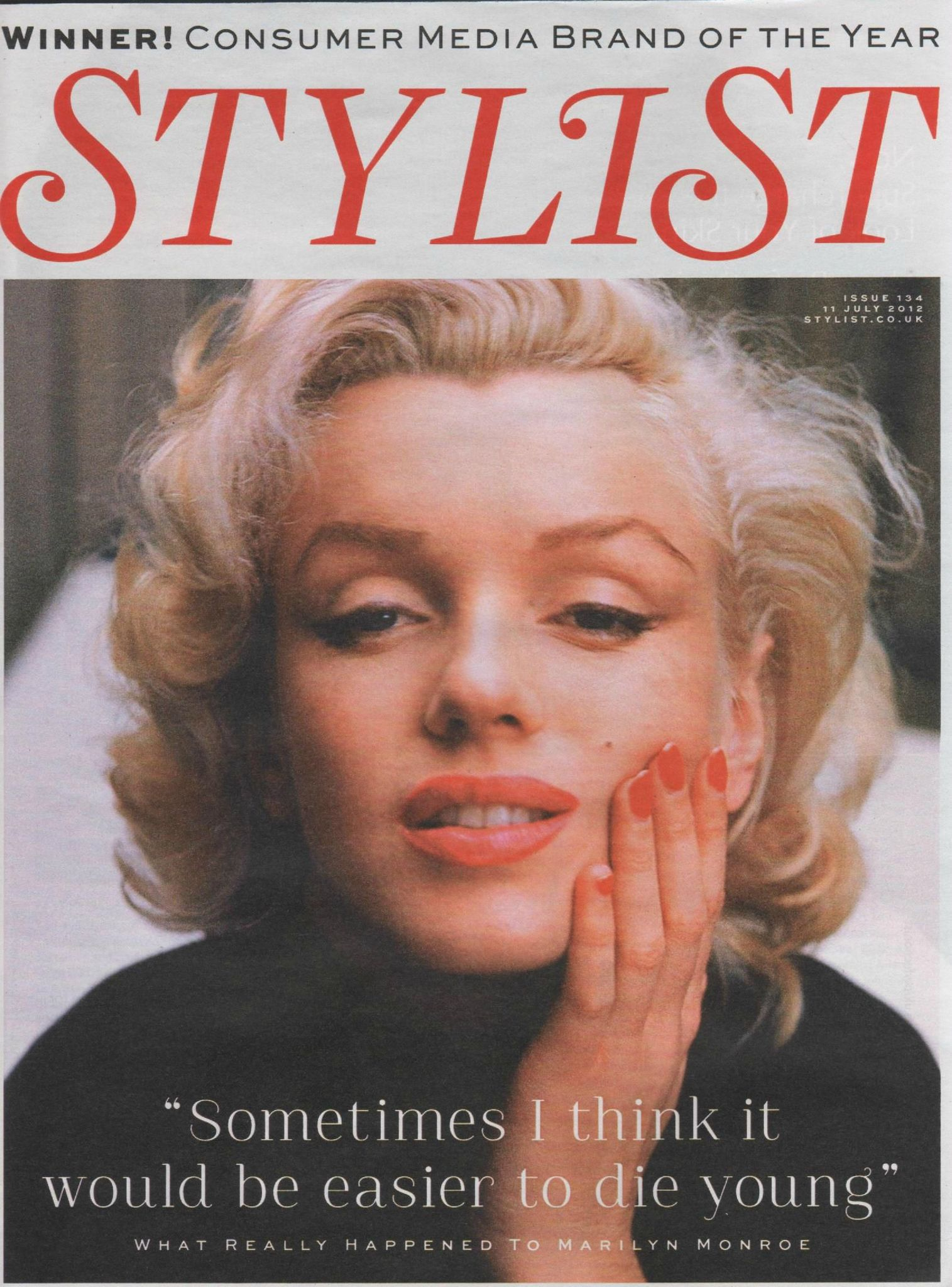 Stylist (gb) 2012