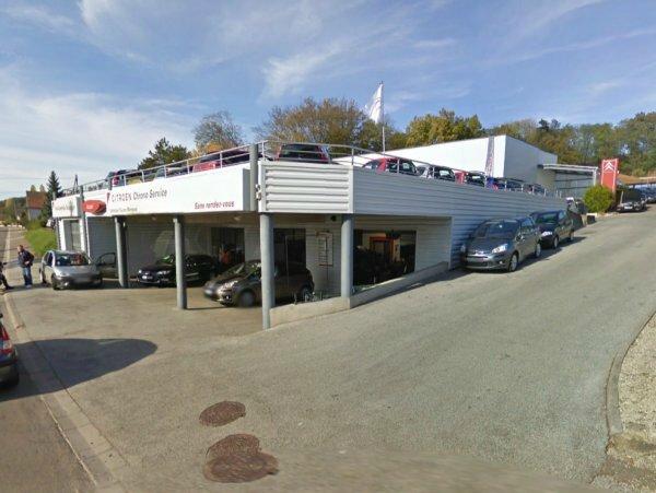 2016-06 Garage Citroën Chalindrey